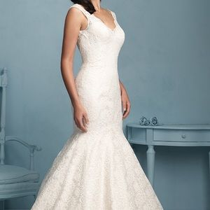 Allure 9201 wedding dress.